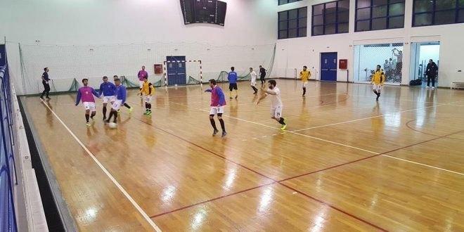 Εύκολη νίκη του Futsal επί του Υπερίωνα