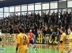 kosmos aek handball