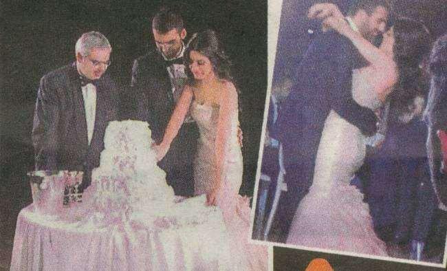 Παντρεύτηκε ο Μάκος