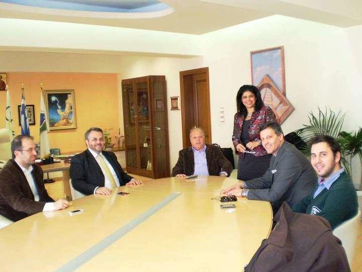 Ανακοίνωση Δήμου Γαλατσίου, για την συνεργασία με την Ερασιτεχνική ΑΕΚ