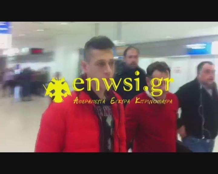 Πάτησε ελληνικό έδαφος ο Ζόριτς (ΦΩΤΟ +VIDEO)