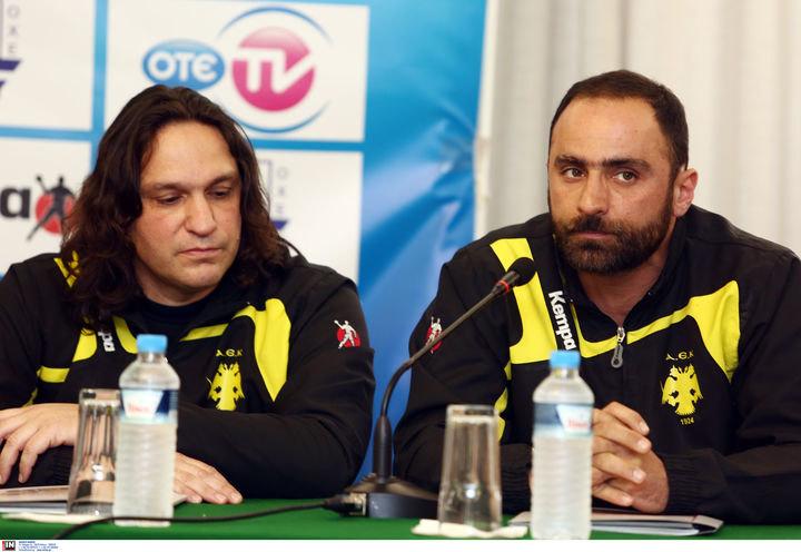 ΦΩΤΟ από τη συνέντευξη Τύπου του τελικού Κυπέλλου