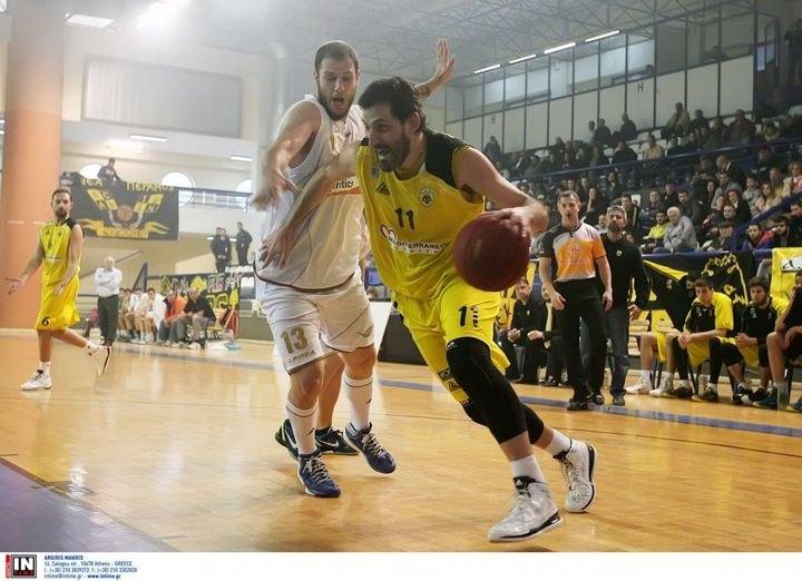 Νίκη και καλή εμφάνιση κόντρα στους Ικάρους θέλει η AEK (17:00, LIVE Enwsi.gr)
