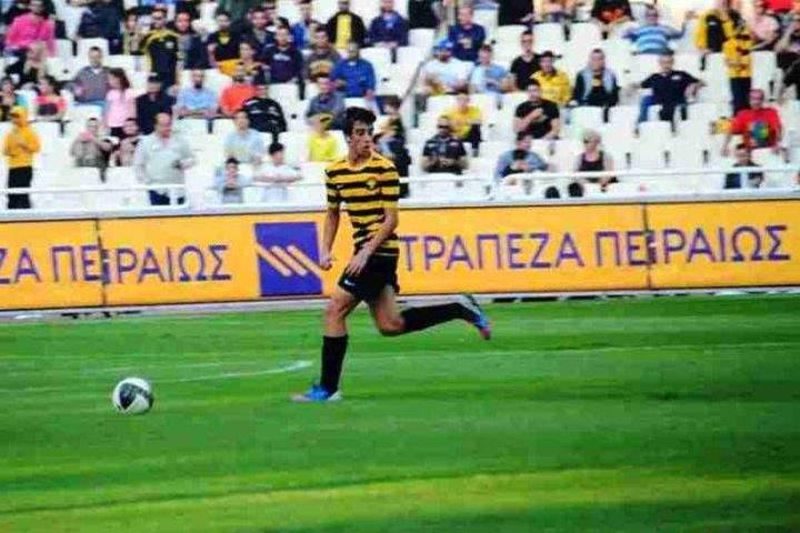 """Σβάρνας στο enwsi.gr : «Μεγάλη τιμή για μένα το ενδιαφέρον της ΑΕΚ"""""""