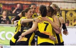 ΑΕΚ βόλεϊ γυναικών AEK volley ginekon
