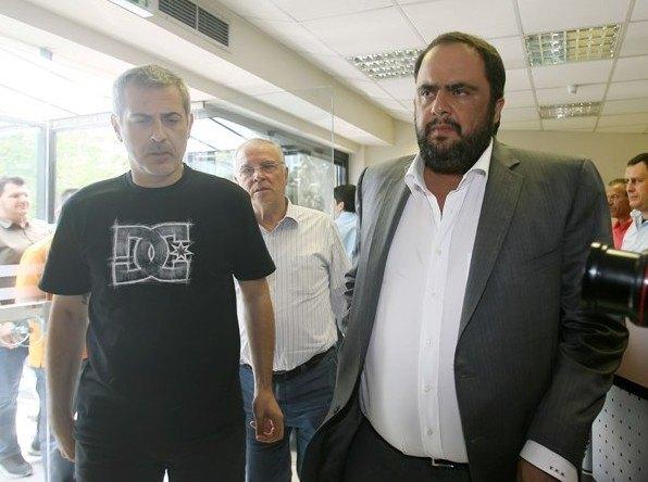 Υποψήφιος δήμαρχος ο Μώραλης, υποψήφιος δημοτικός σύμβουλος ο Μαρινάκης!