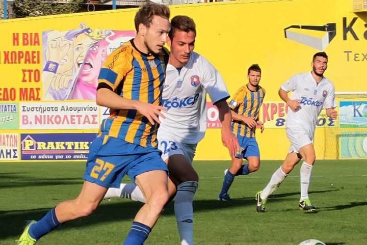Ανακοίνωση της ΑΕΚ για Μπακάκη και συμβόλαιο μέχρι το 2017