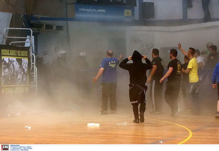 «Βολές» (και) της Ομοσπονδίας κατά της Αστυνομίας για όσα έκανε στην Κυψέλη