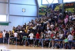 Διομήδης Άργους - ΑΕΚ χάντμπολ κόσμος Diomidis Argous - AEK handball kosmos