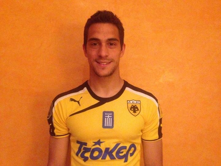 Λαμπρόπουλος: «Ήρθαμε στην ΑΕΚ για να γράψουμε ιστορία»