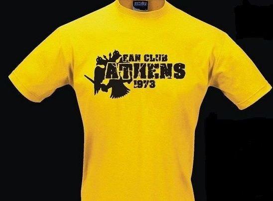 733162cc58ca Ανάρπαστη η μπλούζα του Fan Club AEK Athens – Enwsi.gr