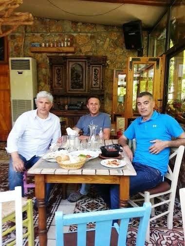 """""""Κιτρινόμαυρη"""" συνάντηση στον Λεμονόκηπο"""