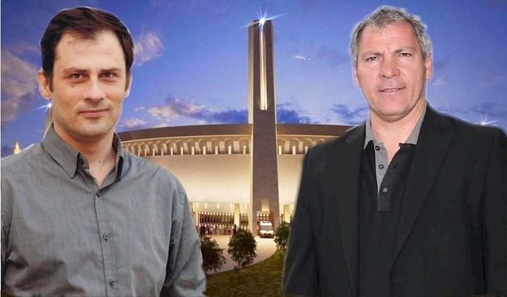 Debate για το γήπεδο στο enwsi.gr (VIDEO)