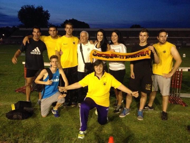 Τι έκαναν οι αθλητές της ΑΕΚ στο Πανελλήνιο στίβου στα Τρίκαλα