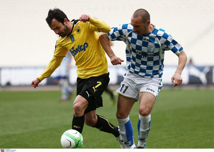 """Σερέπας: """"Εμπειρία ζωής τα ματς με την ΑΕΚ"""""""