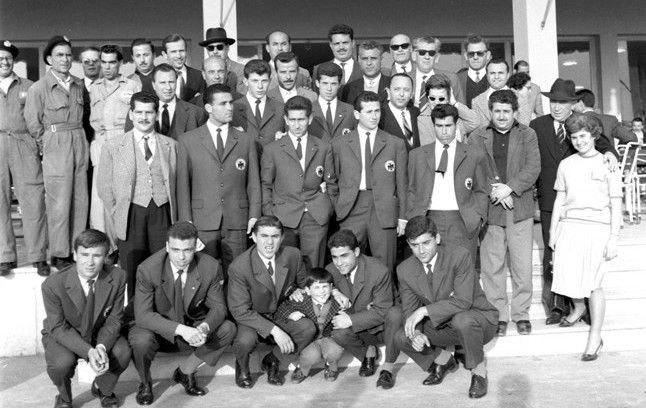 1960/61: Το σοκ του χαμένου τίτλου, το πρώτο βαλκανικό κύπελλο (VIDEO)