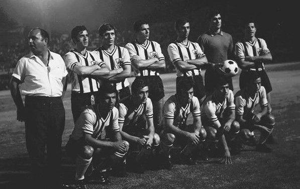 1970/71: Η ΑΕΚ πρωταθλήτρια ξανά (VIDEO-ΦΩΤΟ)