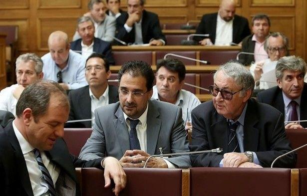 Πρώτο βήμα για τον νόμο της ΑΕΚ έγινε σήμερα στην ειδική επιτροπή της βουλής