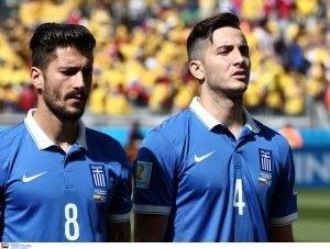ÊÏÍÅ ÌÁÍÙËÁÓ ÊÏËÏÌÂÉÁ - ÅËËÁÄÁ (ÌÏÕÍÔÉÁË 2014)KONE MANOLASCOLOMBIA - GREECE (WORLD CUP 2014)