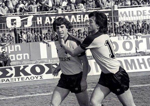 1982/83: Η λύση σωτηρίας από τον Αρκάδη, η λάμψη του κυπέλλου, τα ματς με την Κολωνία (VIDEO)