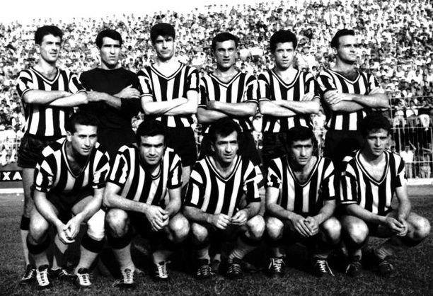 1962/63: Το πρώτο πρωτάθλημα, Νέστορας και Μίμης μαζί (VIDEO)