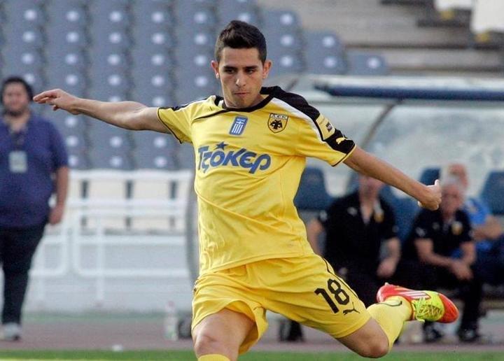 Καζβιρόπουλος: «Πάω στην Βερόνα, η ΑΕΚ ήθελε να με δώσει δανεικό και έφυγα»