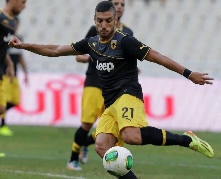 Ηγείται της επίθεσης ο Αραβίδης, πρώτος σκόρερ με 4 γκολ