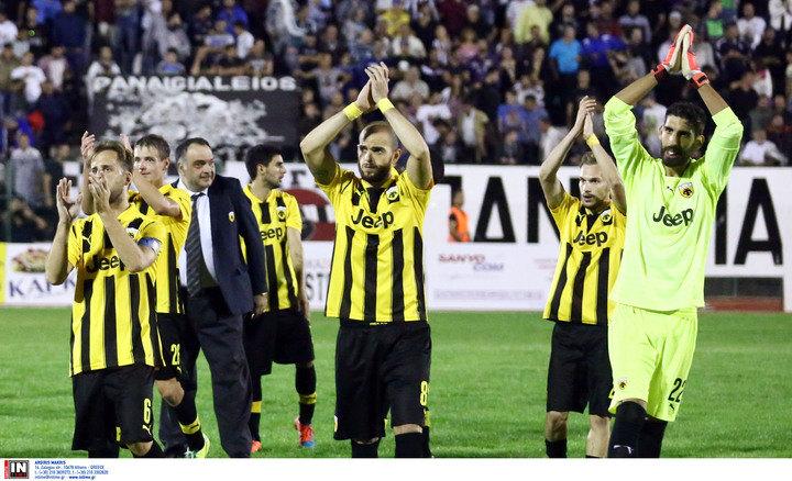 Στο μικροσκόπιο του enwsi.gr, οι 14 «κιτρινόμαυροι» που έπαιξαν στο ματς με τον Παναιγιάλειο