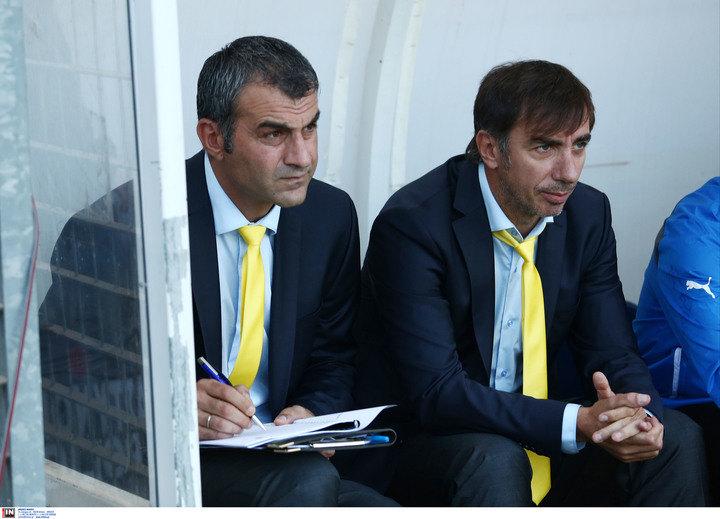 """Δέλλας: """"Κερδίσαμε δίκαια στα Χανιά, κάθε νίκη για να φέρουμε την ΑΕΚ εκεί που πρέπει"""""""
