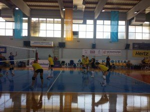 GYNAIKES AEK VOLLEY