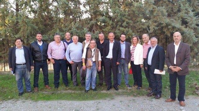O έφορος της ΑΕΚ Κ. Σταματιάδης νέος Γενικός Γραμματέας στην ΟΧΕ