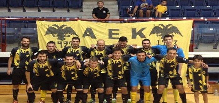 Για τη νίκη η ΑΕΚ κόντρα στη Σαλαμίνα