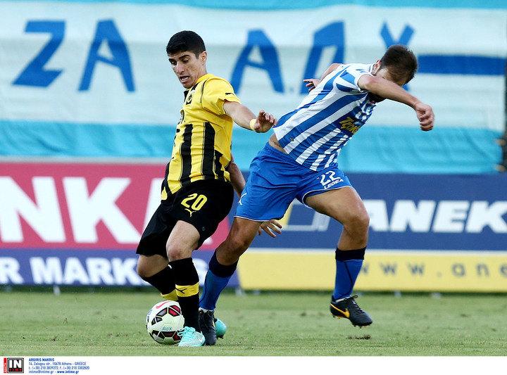 Χανιά - ΑΕΚ 0-2 (ΤΕΛΙΚΟ)