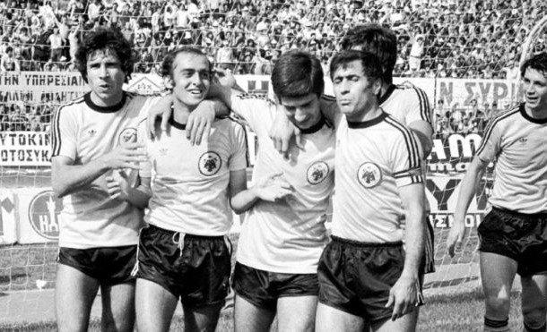 """Πριν 37 χρόνια η πρώτη """"μαχη"""" της ΑΕΚ στα Χανιά"""