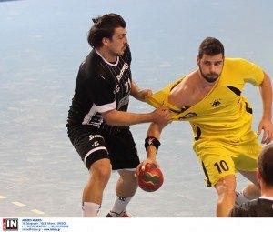 nikolaidis aek handball
