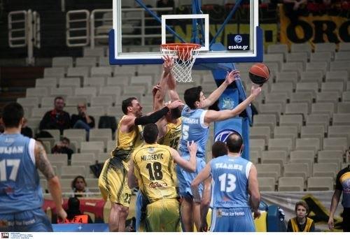Λαρεντζάκης: «Δύσκολο παιχνίδι απέναντι σε έναν πολύ καλό αντίπαλο»