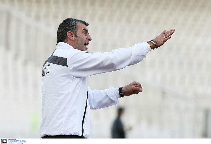 """""""Να μασάτε σίδερα στην Πάτρα"""", η προτροπή του Δέλλα στους παίκτες της ΑΕΚ"""