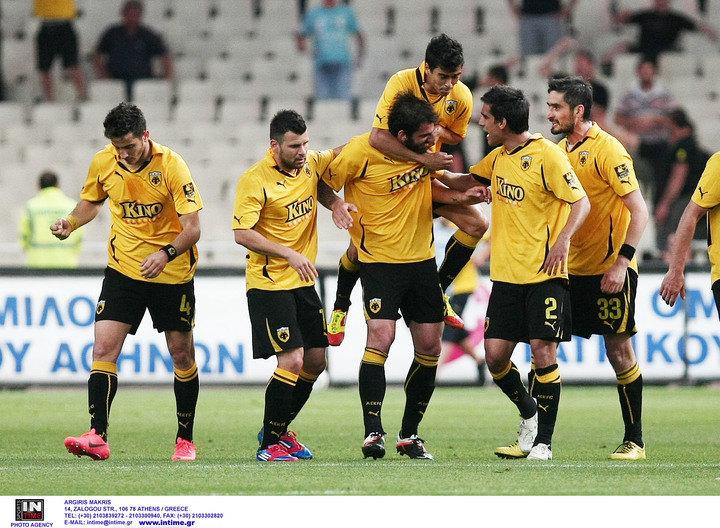 H AEK επέστρεψε στις εποχές που τον κέρδιζε
