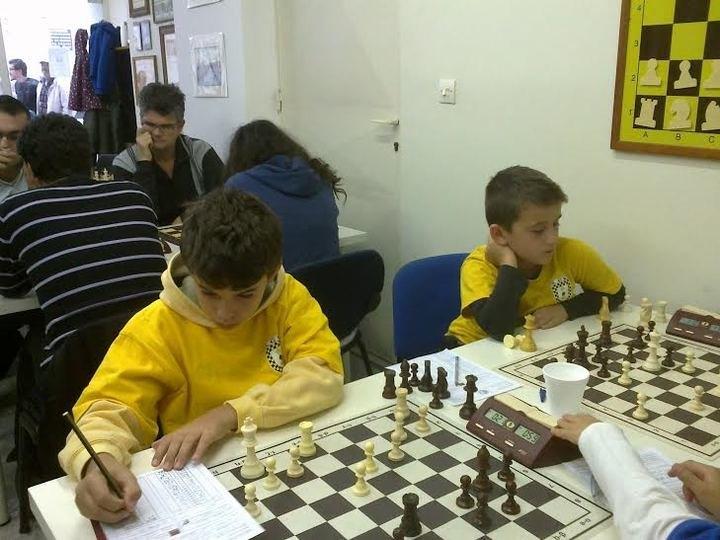 Κέρδισαν οι μικροί της ΑΕΚ στο σκάκι