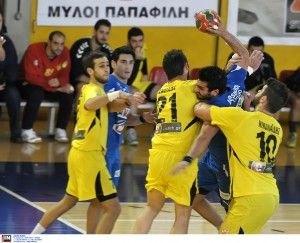 poseidwnas loutrakiou handball