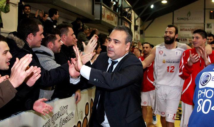 Φλεβαράκης: «Ιστορική ομάδα η ΑΕΚ με ανιούσα πορεία και ισχυρά οικονομικά δεδομένα»