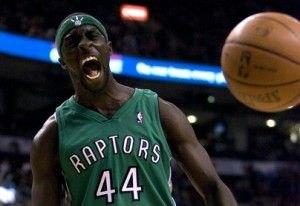 NBA Pacers Raptors 20090315