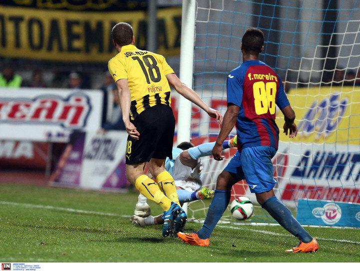 Σε ποιον παίκτη «χρεώθηκε» το γκολ της ισοφάρισης της ΑΕΚ (ΦΩΤΟ)