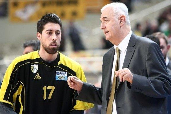Αθηναίου: «Θα ακολουθήσουμε το πλάνο του προπονητή και θα τα καταφέρουμε»