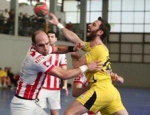 handball AEK - filipos