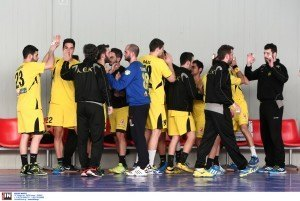 handball aek-filippos