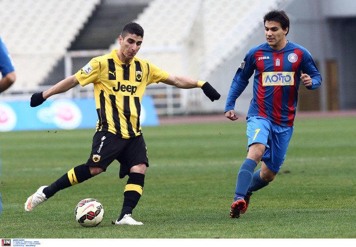ΑΕΚ - Κέρκυρα 2-0 (ΤΕΛΙΚΟ)