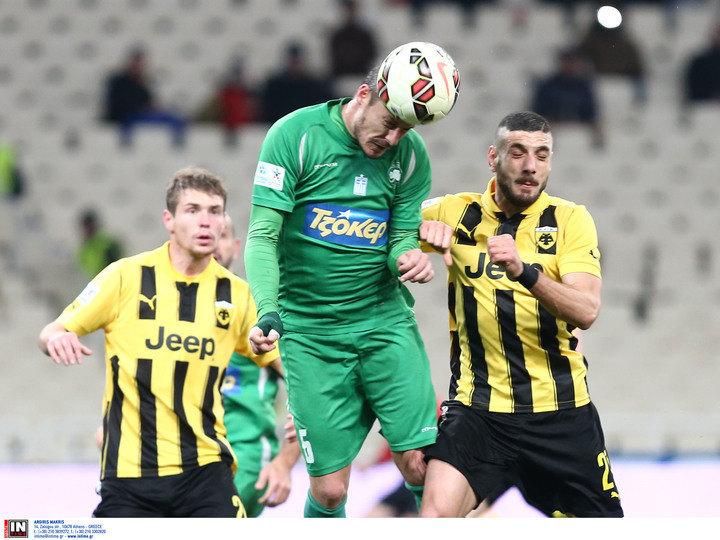 Σκαθαρούδης: «Η ΑΕΚ είναι η καλύτερη του πρωταθλήματος»