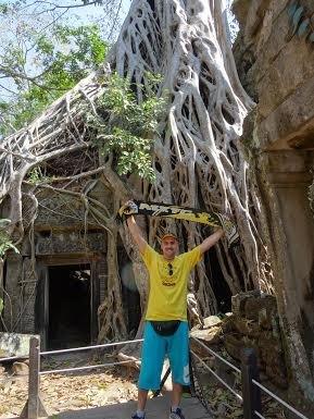 ΑΕΚ και στην Καμπότζη