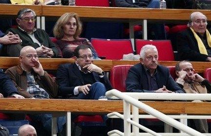 Δουβής: «Θέλουμε μια ΑΕΚ ελληνική, που θα παίζει Ευρώπη, στο δικό της γήπεδο»